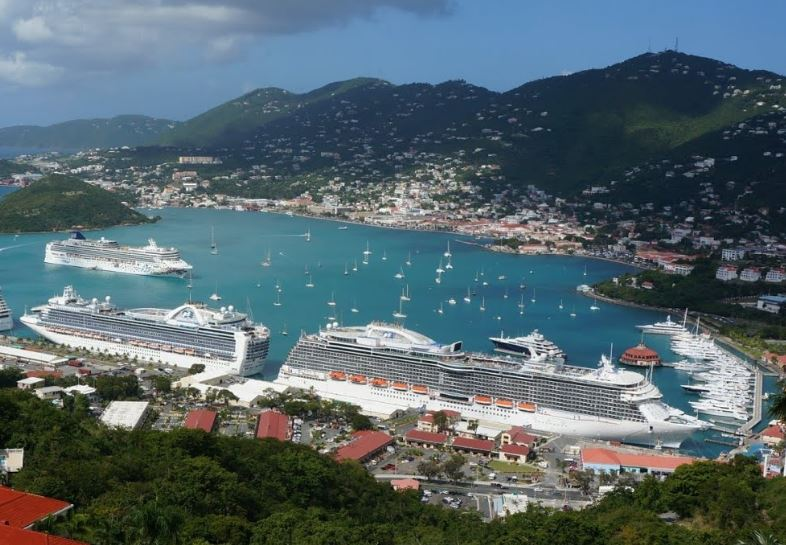 St Thomas port