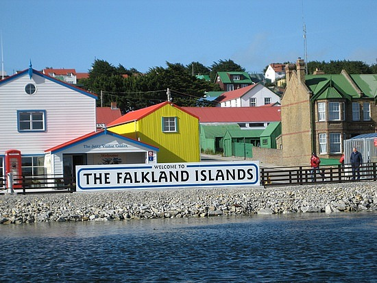 stanley falkland islands