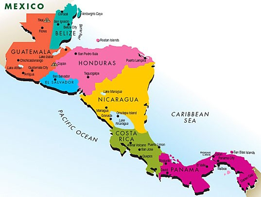 Central America Destinations for Singles vacations and singles cruises