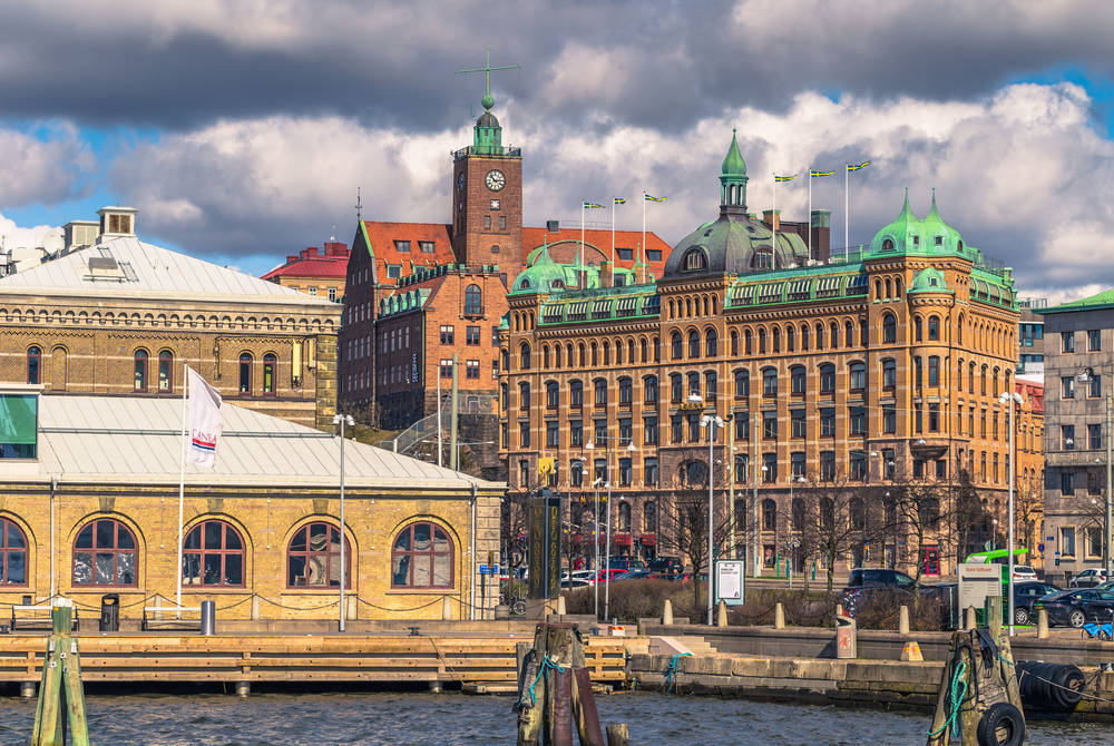 Goteborg Harbor