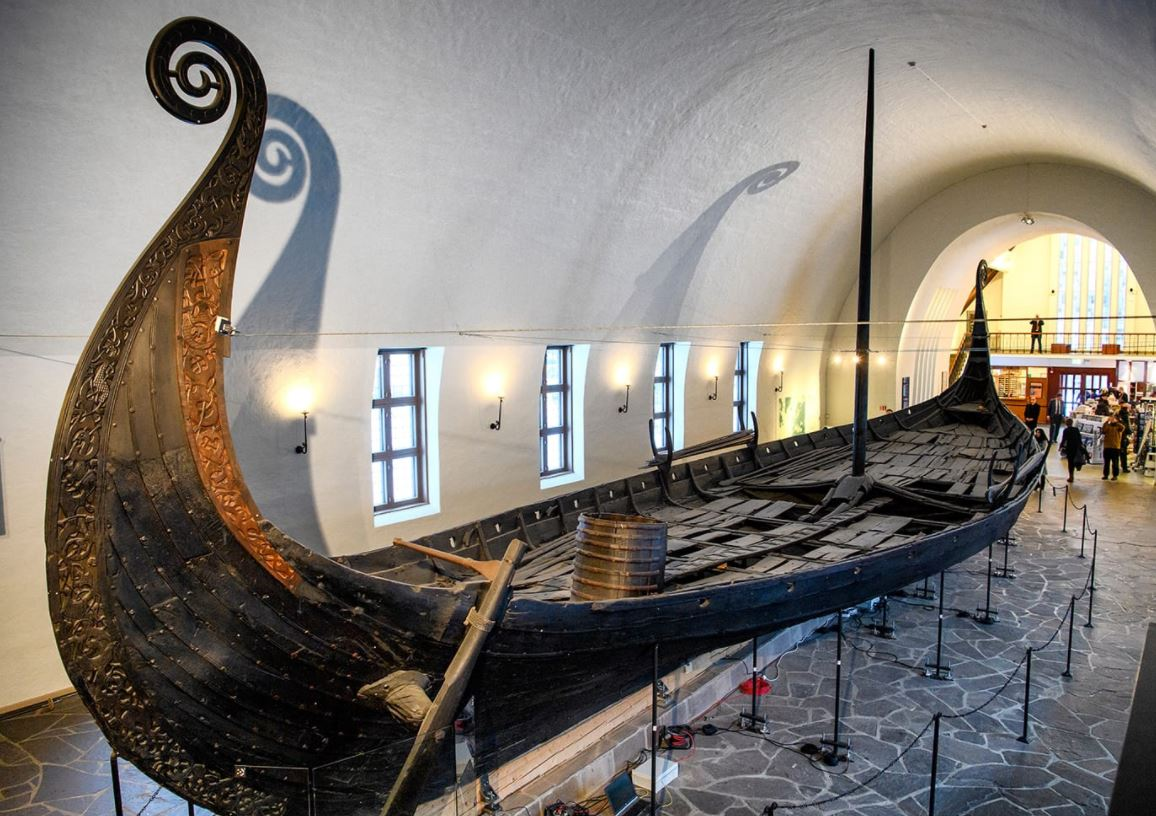 olso Viking Ship Museum