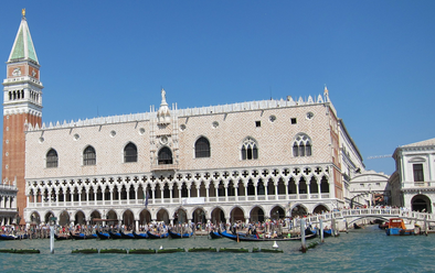 Italy doges palace