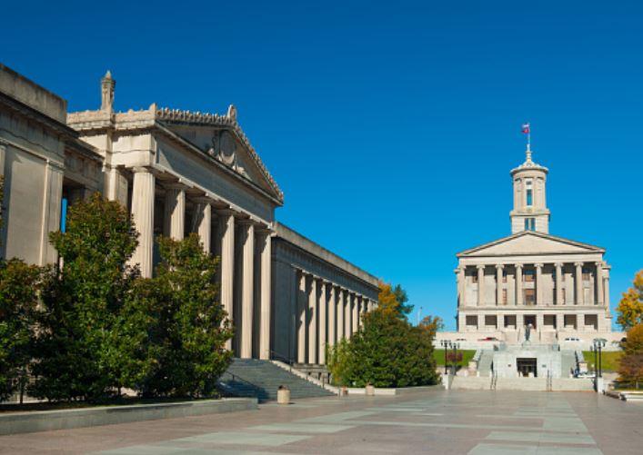 Nashville State Capital