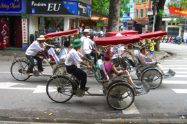 Vietnam Cyclo tour 2