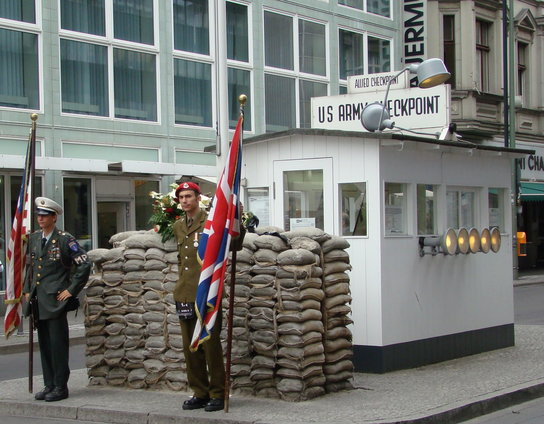 Baltic Checkpoint Charlie